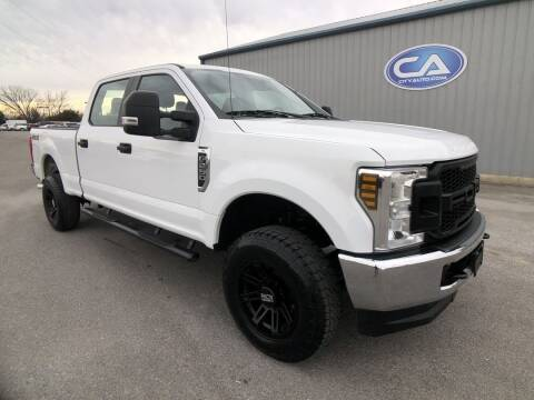 2018 Ford F-250 Super Duty for sale at Spuds City Auto in Murfreesboro TN