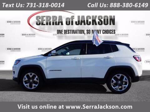 2018 Jeep Compass for sale at Serra Of Jackson in Jackson TN