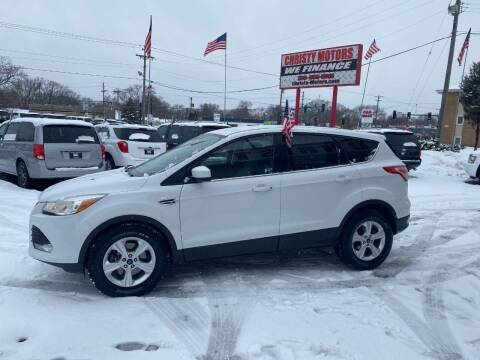 2015 Ford Escape for sale at Christy Motors in Crystal MN