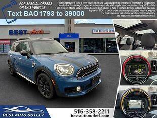 2018 MINI Countryman for sale at Best Auto Outlet in Floral Park NY
