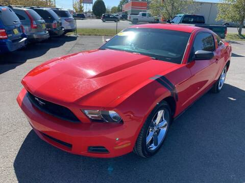 2011 Ford Mustang for sale at Diana Rico LLC in Dalton GA