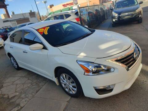 2015 Nissan Altima for sale at Sanaa Auto Sales LLC in Denver CO