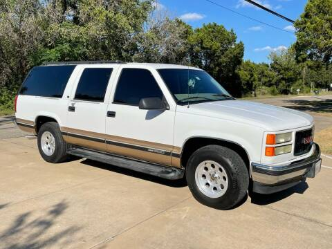 1999 GMC Suburban for sale at Luxury Motorsports in Austin TX
