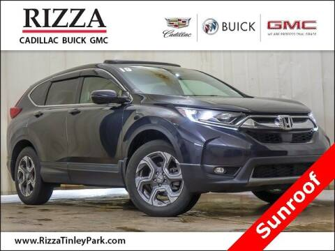 2019 Honda CR-V for sale at Rizza Buick GMC Cadillac in Tinley Park IL