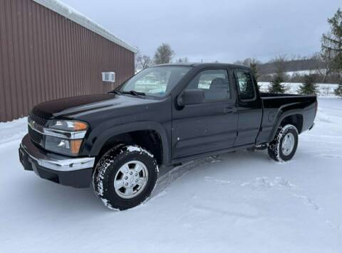 2006 Chevrolet Colorado for sale at Arcia Services LLC in Chittenango NY