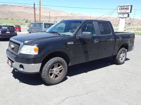 2008 Ford F-150 for sale at Super Sport Motors LLC in Carson City NV