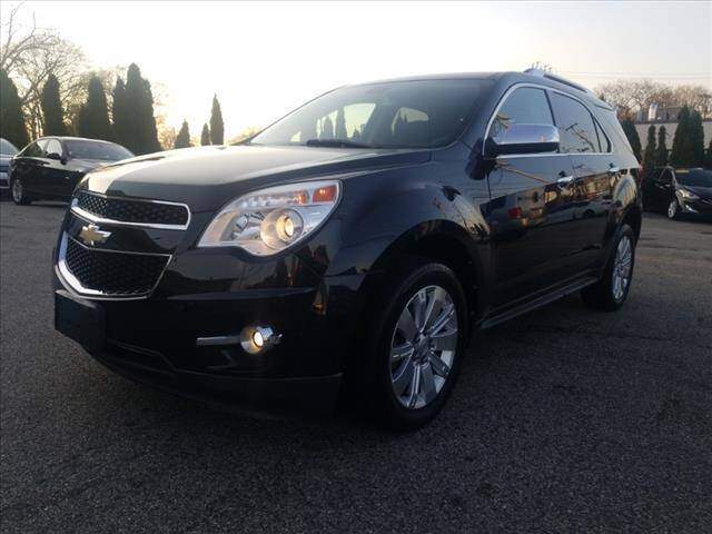 2010 Chevrolet Equinox for sale at East Providence Auto Sales in East Providence RI
