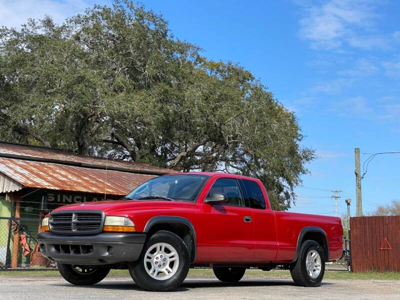 2002 Dodge Dakota for sale at OVE Car Trader Corp in Tampa FL