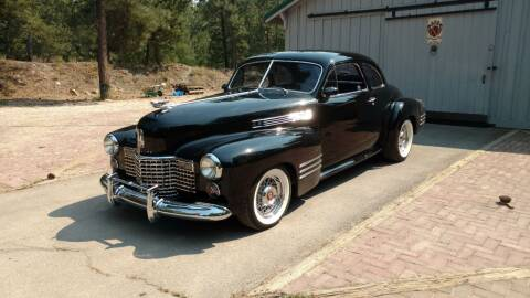 1941 Cadillac Series 62 for sale at AUTO BROKER CENTER in Lolo MT