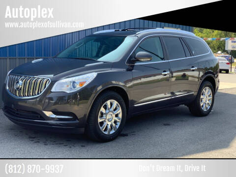 2015 Buick Enclave for sale at Autoplex in Sullivan IN