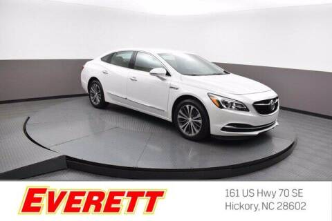 2018 Buick LaCrosse for sale at Everett Chevrolet Buick GMC in Hickory NC
