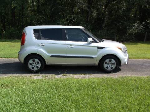 2013 Kia Soul for sale at Smith Auto Finance LLC in Grand Saline TX