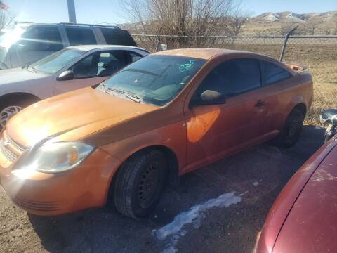 2005 Chevrolet Cobalt for sale at PYRAMID MOTORS - Fountain Lot in Fountain CO
