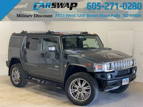 2005 HUMMER H2 for sale at CarSwap in Sioux Falls SD