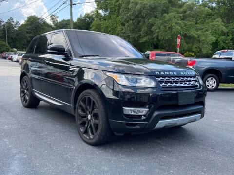 2016 Land Rover Range Rover Sport for sale at Luxury Auto Innovations in Flowery Branch GA