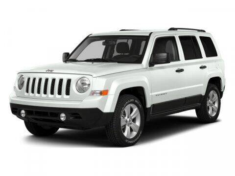 2016 Jeep Patriot for sale at Auto Finance of Raleigh in Raleigh NC