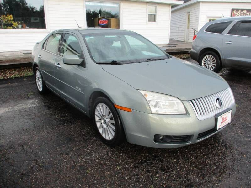 2008 Mercury Milan for sale at KAISER AUTO SALES in Spencer WI