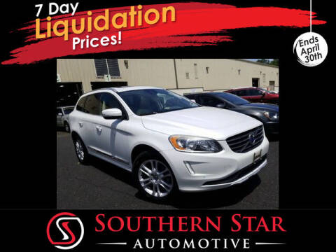 2015 Volvo XC60 for sale at Southern Star Automotive, Inc. in Duluth GA