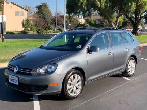 2013 Volkswagen Jetta for sale at ELYA MOTORS in Newark CA