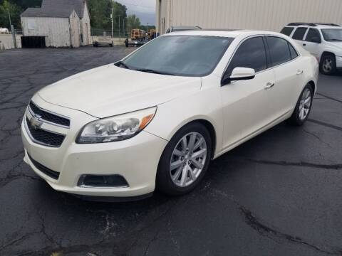2013 Chevrolet Malibu for sale at Larry Schaaf Auto Sales in Saint Marys OH
