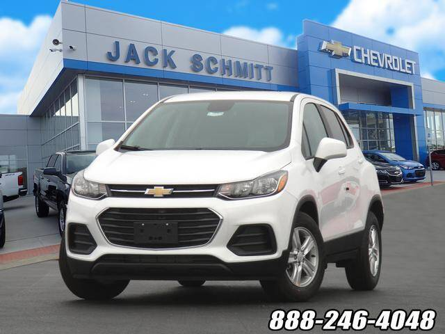 2020 Chevrolet Trax for sale at Jack Schmitt Chevrolet Wood River in Wood River IL