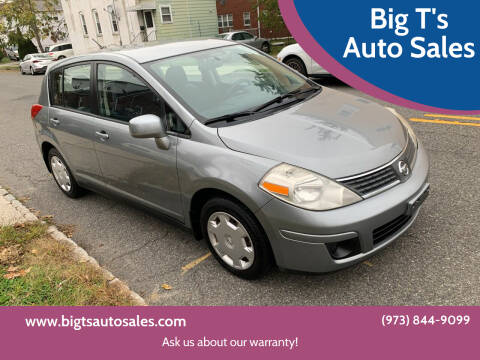 2007 Nissan Versa for sale at Big T's Auto Sales in Belleville NJ
