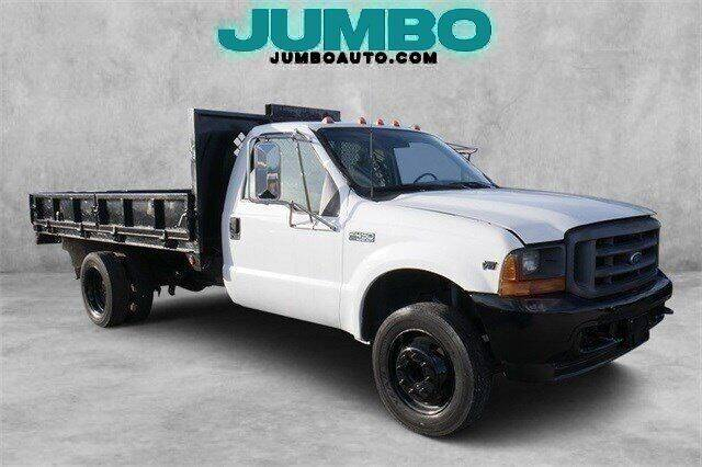 2001 Ford F-450 Super Duty for sale at Jumbo Auto & Truck Plaza in Hollywood FL