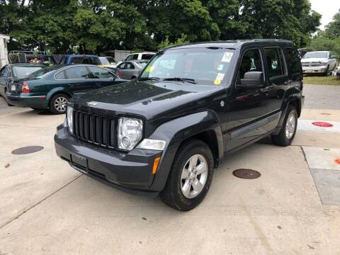 2010 Jeep Liberty for sale at Barga Motors in Tewksbury MA