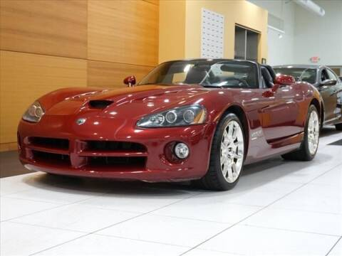 2008 Dodge Viper for sale at Mercedes-Benz of North Olmsted in North Olmstead OH