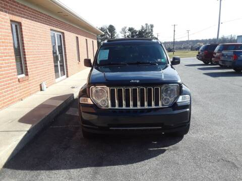 2010 Jeep Liberty for sale at Dun Rite Car Sales in Downingtown PA