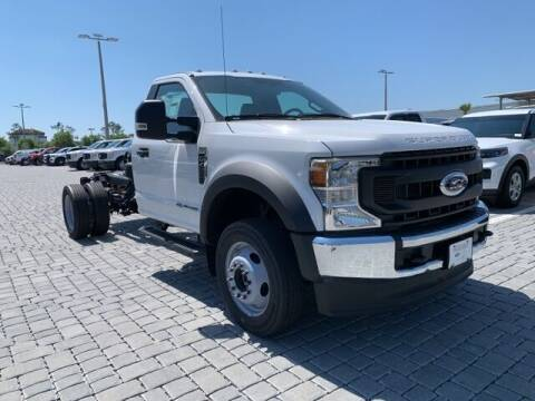 2020 Ford F-450 Super Duty for sale at BOZARD FORD in Saint Augustine FL