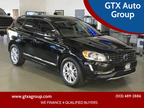 2015 Volvo XC60 for sale at GTX Auto Group in West Chester OH