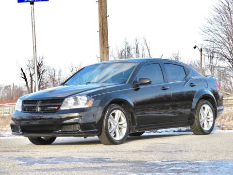 2014 Dodge Avenger for sale at Tonys Pre Owned Auto Sales in Kokomo IN