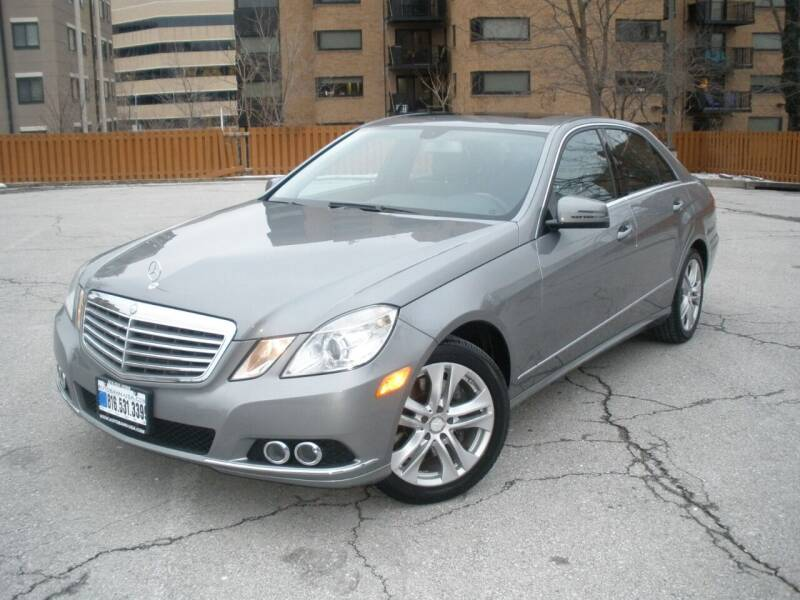 2011 Mercedes-Benz E-Class for sale at Autobahn Motors USA in Kansas City MO