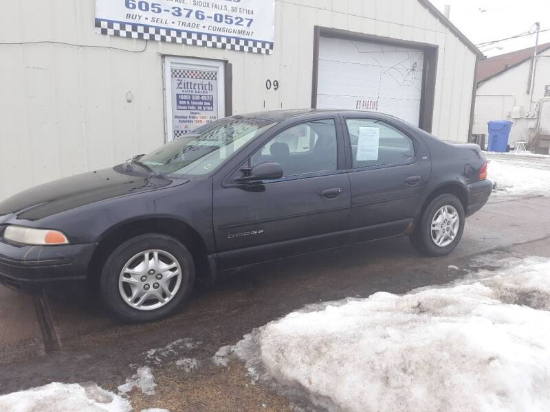 2000 Dodge Stratus for sale at ZITTERICH AUTO SALE'S in Sioux Falls SD