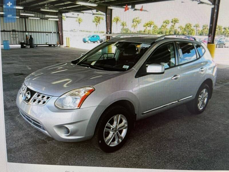 2013 Nissan Rogue for sale at D & P OF MIAMI CORP in Miami FL