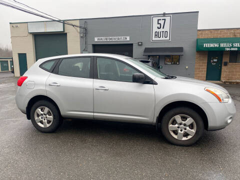 2010 Nissan Rogue for sale at 57 AUTO in Feeding Hills MA