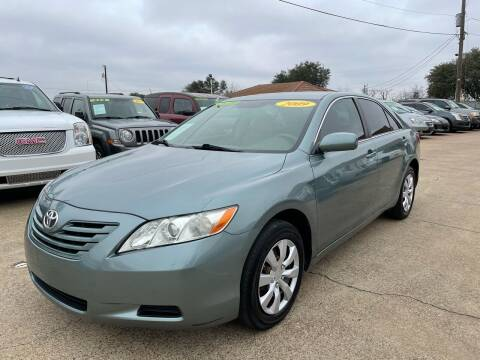 2007 Toyota Camry for sale at CityWide Motors in Garland TX