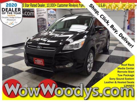 2013 Ford Escape for sale at WOODY'S AUTOMOTIVE GROUP in Chillicothe MO