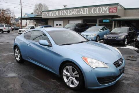 2010 Hyundai Genesis Coupe for sale at Susquehanna Auto in Oneonta NY