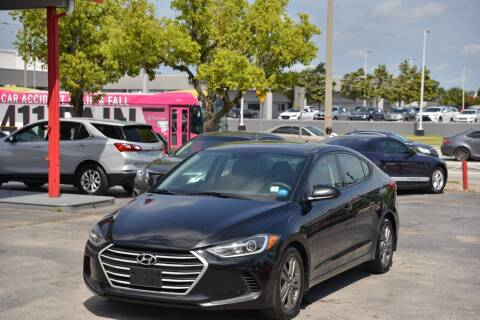 2018 Hyundai Elantra for sale at Motor Car Concepts II - Colonial Location in Orlando FL