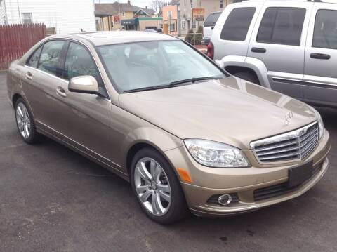 2009 Mercedes-Benz C-Class for sale at Sindic Motors in Waukesha WI
