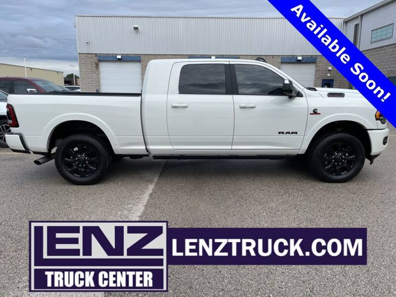 2021 RAM Ram Pickup 2500 for sale at LENZ TRUCK CENTER in Fond Du Lac WI