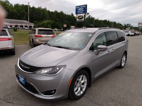 2017 Chrysler Pacifica for sale at Ripley & Fletcher Pre-Owned Sales & Service in Farmington ME