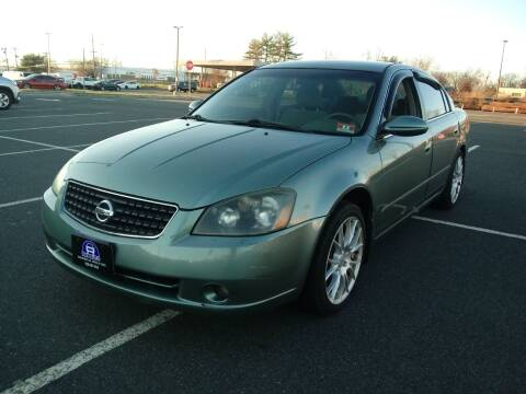 2006 Nissan Altima for sale at B&B Auto LLC in Union NJ