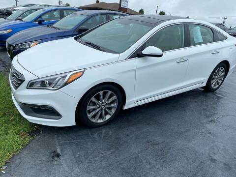 2016 Hyundai Sonata for sale at Penland Automotive Group in Laurens SC