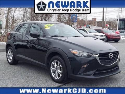2018 Mazda CX-3 for sale at NEWARK CHRYSLER JEEP DODGE in Newark DE