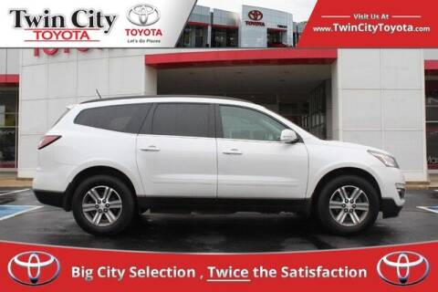 2017 Chevrolet Traverse for sale at Twin City Toyota in Herculaneum MO