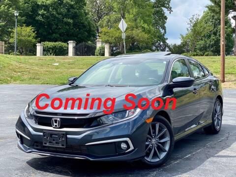 2019 Honda Civic for sale at Sebar Inc. in Greensboro NC