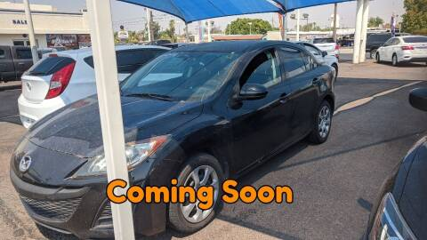 2012 Mazda MAZDA3 for sale at USA Auto Inc in Mesa AZ
